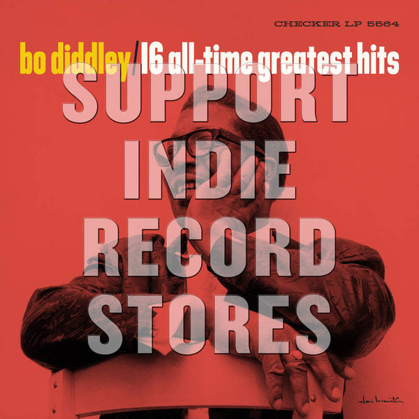 Bo Diddley - 16 All Time Greatest Hits (RSD2018)