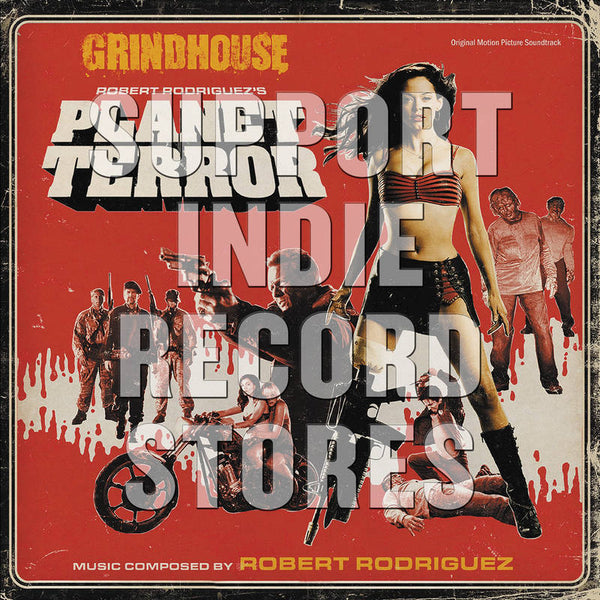 Various - Planet Terror OST (RSD2018)