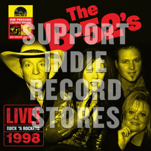 B-52s, The - Rock N Rockets Live (RSD2018)