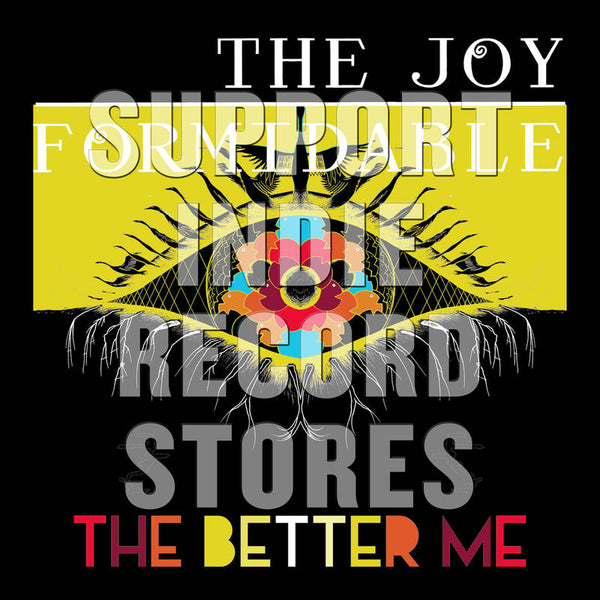 "The Joy Formidable - Better Me/ Dance.. 7"" (RSDBF2018)"
