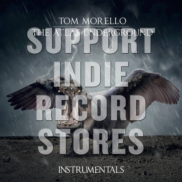 Tom Morello - The Atlas Underground Instrumentals (RSDBF2018)