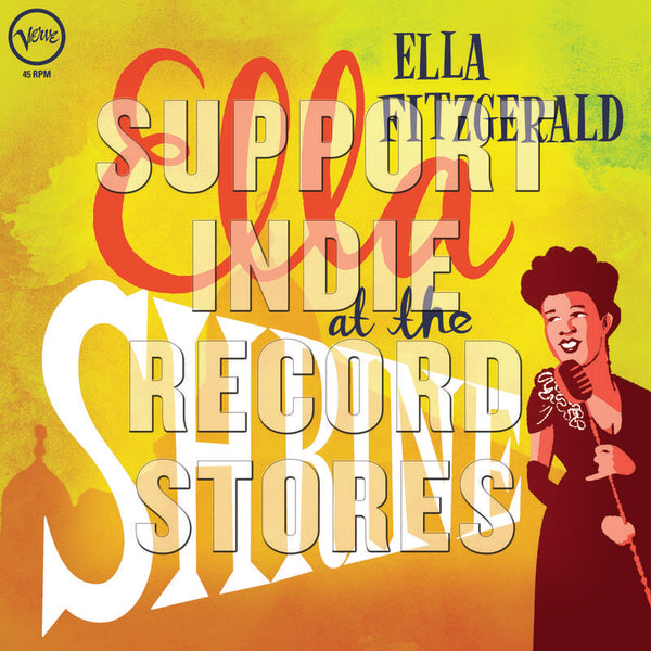 Ella Fitzgerald - Ella at the Shrine (RSDBF2018)