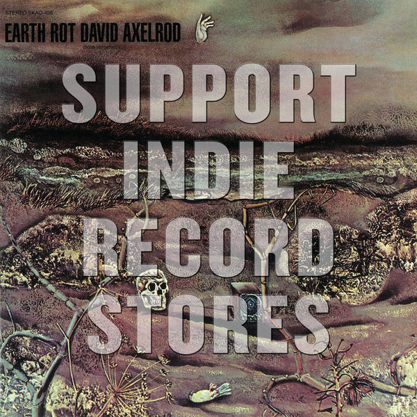 David Axelrod - Earth Rot (RSDBF2018)