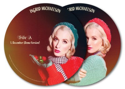"Ingrid Michaelson - Songs For The Season 7"" Pic Disc (RSDBF2018)"