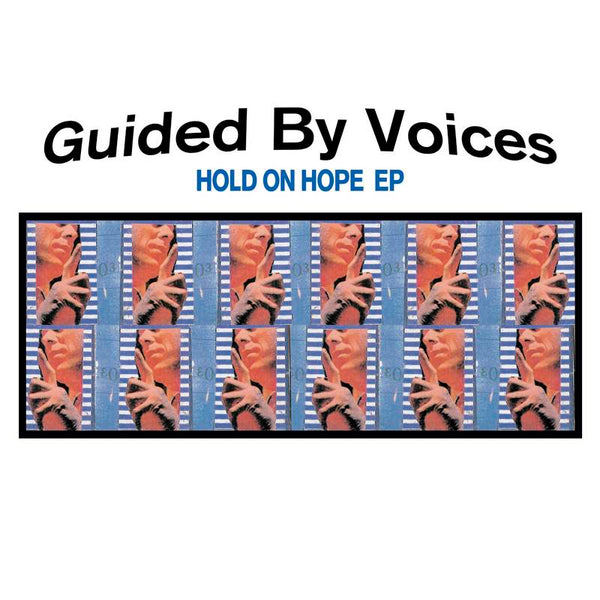 "Guided By Voices - Hold On Hope 10"" (RSD2020)"