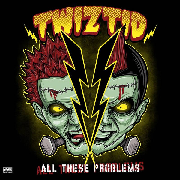 "Twiztid - All These Problems 10"" (RSD2020)"