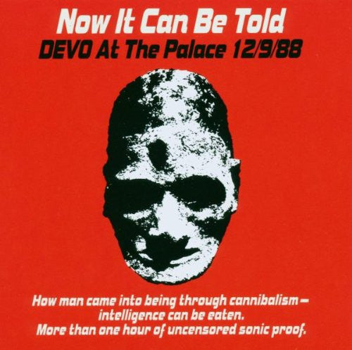 DEVO - Now It Can Be Told