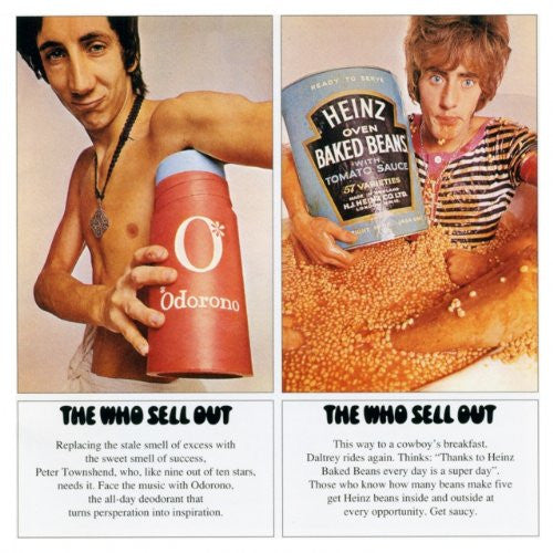 Who, The - The Who Sell Out (Reissue)
