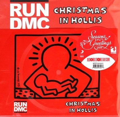 "RSD Run DMC - Christmas in Hollis (7"")"
