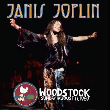 Janis Joplin - Woodstock Sunday August 17, 1969 (RSD2019)