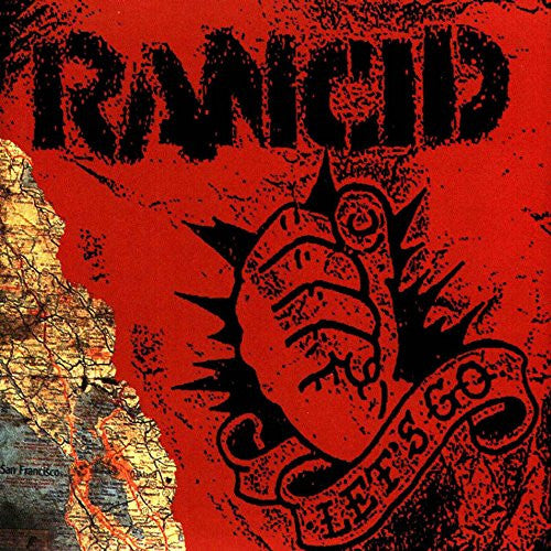 Rancid - Let's Go (20th Anniversary)