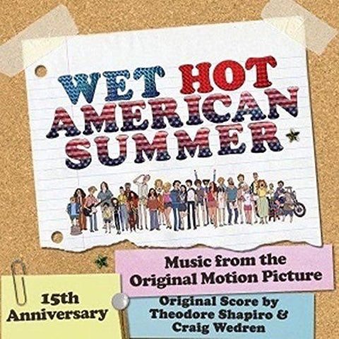 O.S.T.  Wet Hot American Summer