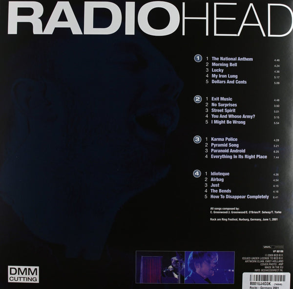 Radiohead - Rocks Germany