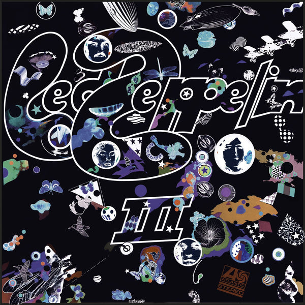 Led Zeppelin - III Super Deluxe Edition Boxset (CD & LP)
