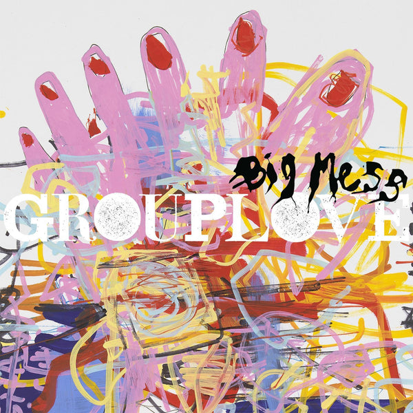 Grouplove - Big Mess (Red/Yellow Vinyl)