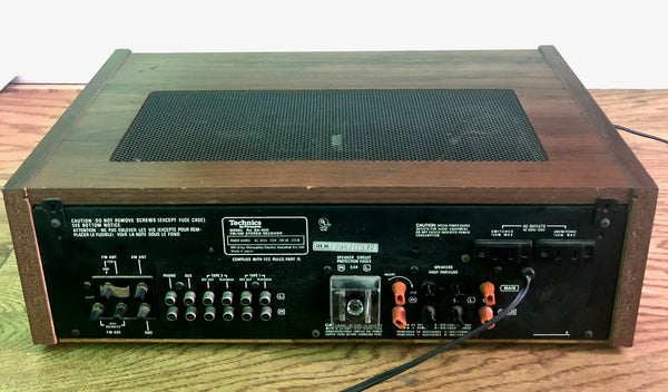 Technics SA-500 Stereo Receiver