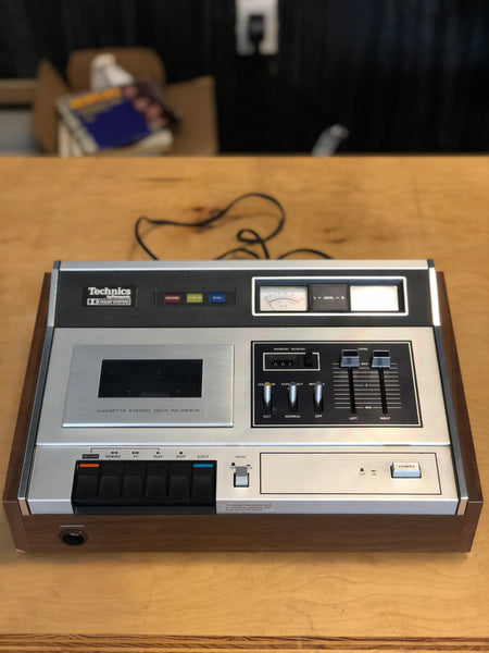 Technics RS-263AUS Tape Deck