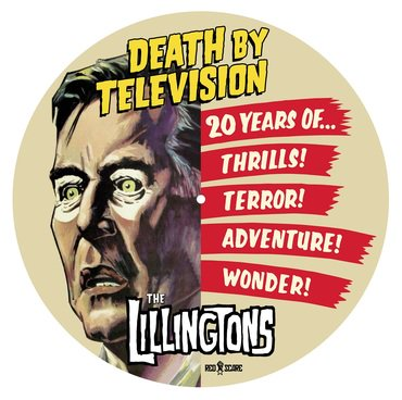 The Lillingtons - Death By Television (RSD2019)