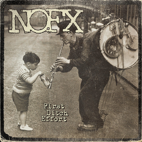 NOFX - First Ditch Effort (Colored Vinyl)