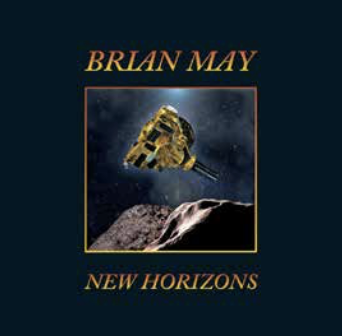 "Brian May - New Horizons 12"" (RSD2019)"