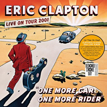 Eric Clapton - One More Car One More Rider (RSD2019)