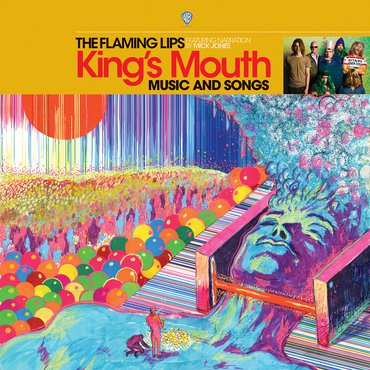 The Flaming Lips - King's Mouth: Music & Songs (RSD2019)