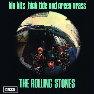 Rolling Stones - Big Hits (High Tide..) (RSD2019)