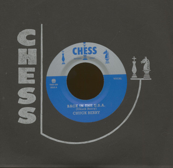"Chuck Berry - Back in the USA 7"" (RSD2019)"
