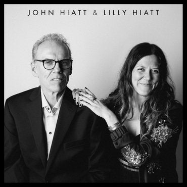 "John/ Lilly Hiatt - You Must Go!/All Kinds Of People 7"" (RSD2019)"