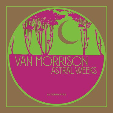 "Van Morrisson - Astral Weeks Alternative 10"" (RSD2019)"