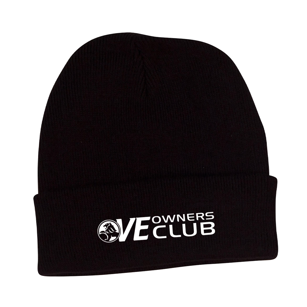 VE OWNERS CUFF BEANIE - LIMITED STOCK REMAINING