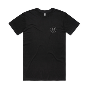THE HOT BIRD - Black Tee