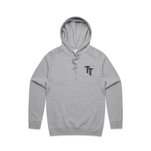 Load image into Gallery viewer, TOORADIN TATTOO - HOODIE GREY