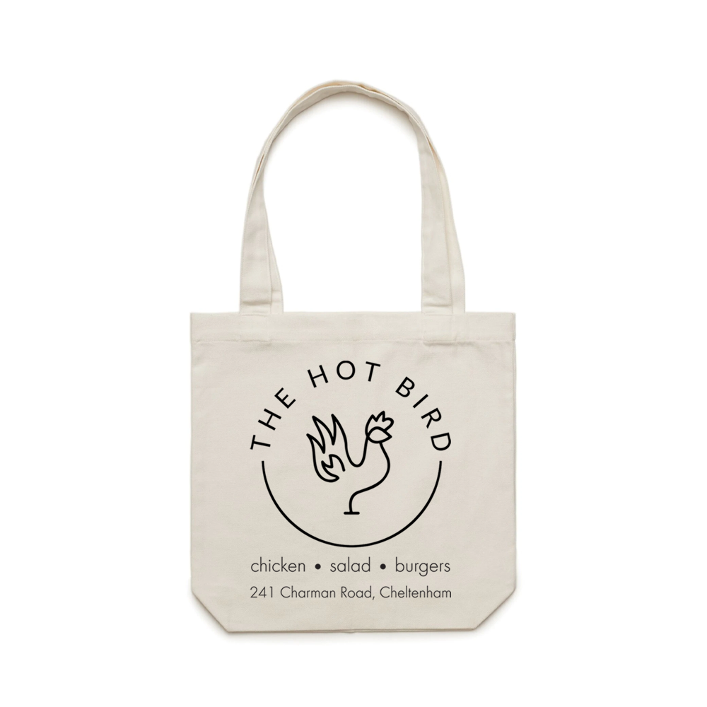 THE HOT BIRD - Tote Bag