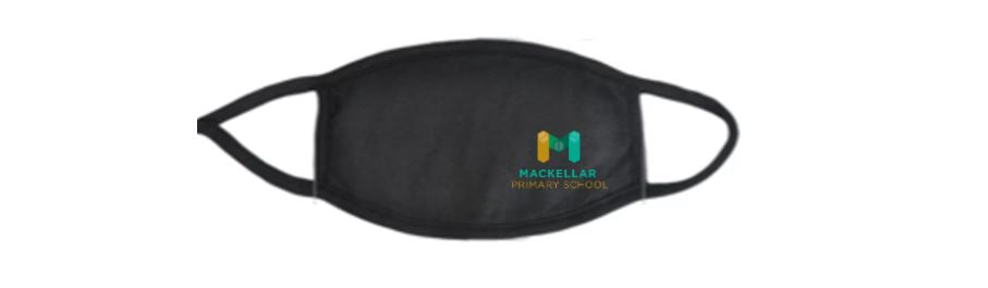 Mackellar Primary - Youth Reusable Face Mask