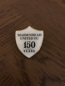 MUFC Pin Badge - 150 Years