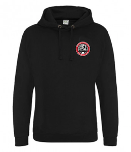 MUFC Black Hoodie (Senior Sizes)