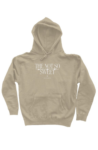 THE WIRE HOODIE - SAND