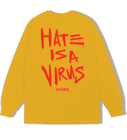 """HATE IS A VIRUS"": YLW"
