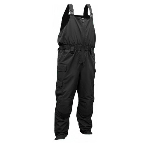 First Watch H20 Tac Bib Pants - X-Large - Black [MVP-BP-BK-XL]
