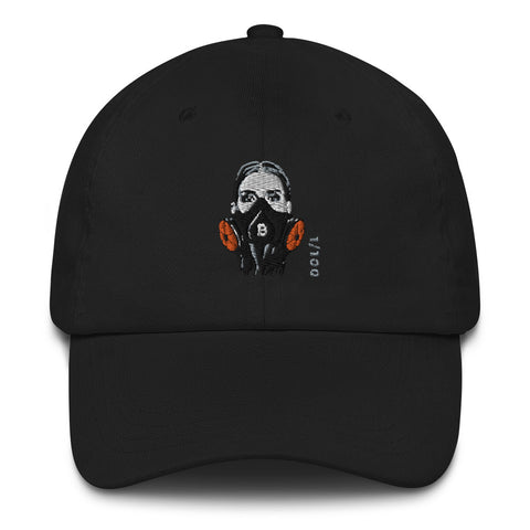 Filter Hat Embroidered - LIMITED