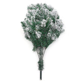 Corashoes Green Flocking Snow Spraying PVC Tree Binding(UK Limited)