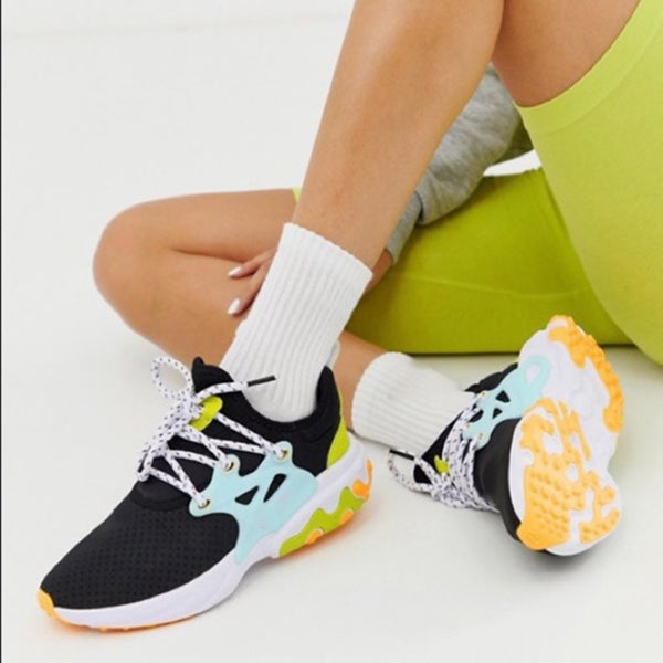Corashoes Lightweight Comfortable Mesh Anti Slip Sneakers
