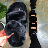 Corashoes Soft Daily Comfortable Fur Slippers