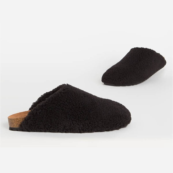 Corashoes Simple Warm Comfy Slippers