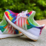Corashoes Graffiti Cute Casual Running Sneakers