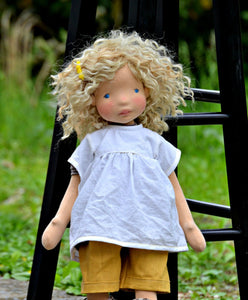 PDF Pattern - Summer Outfit for doll
