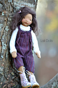 Rosy Posy Doll - KIT with PDF Pattern