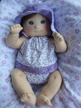 Load image into Gallery viewer, PDF PATTERN - Cloth Baby Doll