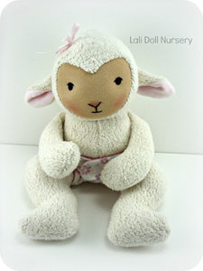 PDF Pattern with KIT for - Lambie doll